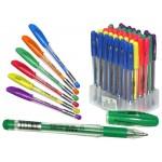 Ручки гелевые (36)