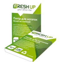 Бумага для заметок А6 офсет 180л. (Украина)