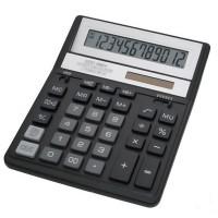 """Калькулятор """"Citizen"""" SDC-888 XBК,12 разрядный, 160х200, черный"""