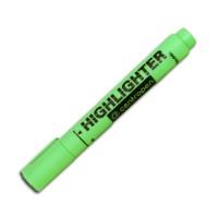 """Маркер текстовый """"Centropen"""" 8852 Fax 5мм скошеный толстый зеленый"""