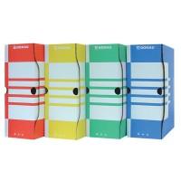 Короб архивный картонный сборный  Donau  80мм