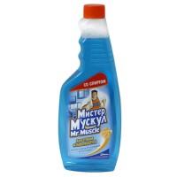 "Моющее  для стекол, ""Мр.Мускул"" 500мл. (запаска)"