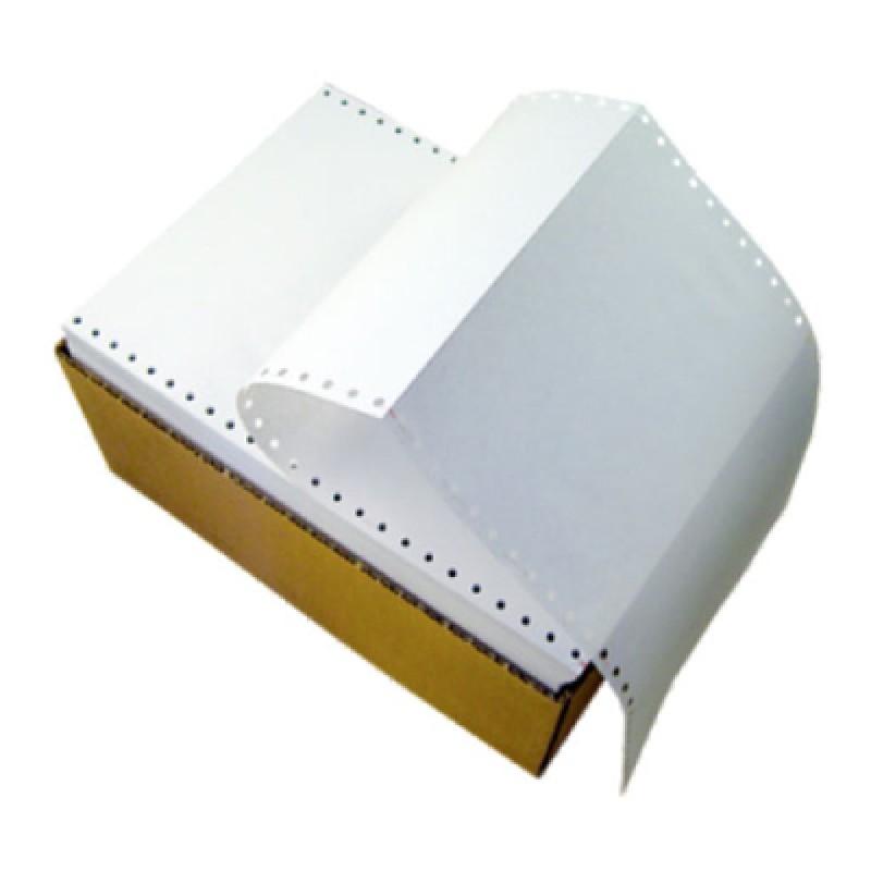 Бумага перфорированная в коробке ЛПФ 420/55 SL