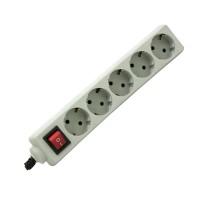 Удлинитель-сетевой фильтр 4,5метров, 5гнезд