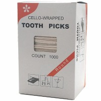 Зубочистки (1000шт.)