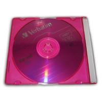"Диск CD-RW ""Verbatim"" (slim) color"