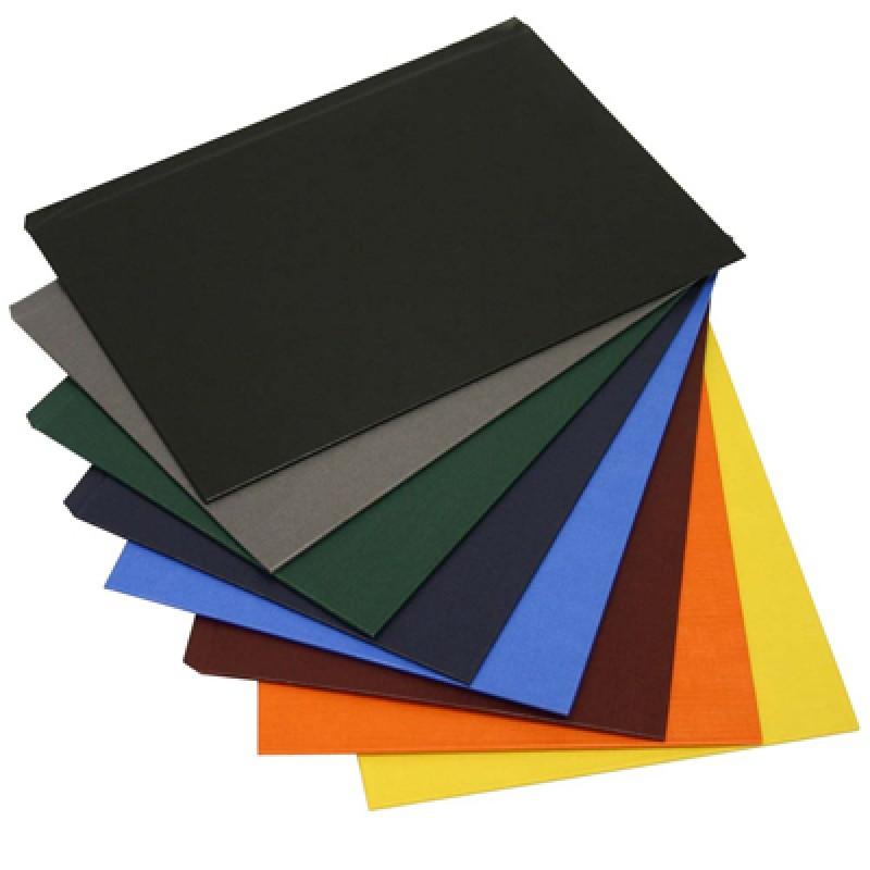 Обложка для биндера картонная  А3 250мкр. 100шт/уп