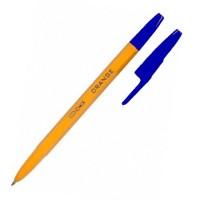 """Ручка шариковая """"Economix"""" Оrange Е10138-02 (0,5) синяя"""