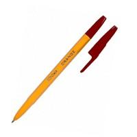 """Ручка шариковая """"Economix"""" Оrange Е10138-03 (0,5) красая"""