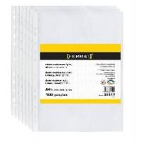 """Файлы А4+ глянц. 40мкм (100шт) """"Format"""" 35118"""