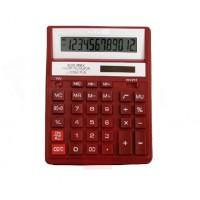 """Калькулятор """"Citizen"""" SDC-888 XRD,12 разрядный, 160х200 красный"""