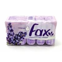 """Мыло туалетное 5*70 гр. """"Fax"""""""