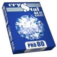 """Бумага  А4/77/500л. """"Cristal Pro80"""" Фин. (класс С)"""