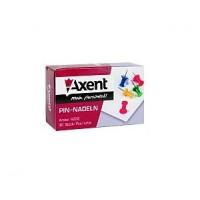 """Кнопки силовые """"Axent"""" 4203, карт/уп, 30шт"""