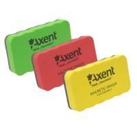 """Губка для сухостираемых досок магнитная """"Axent"""" 9802"""
