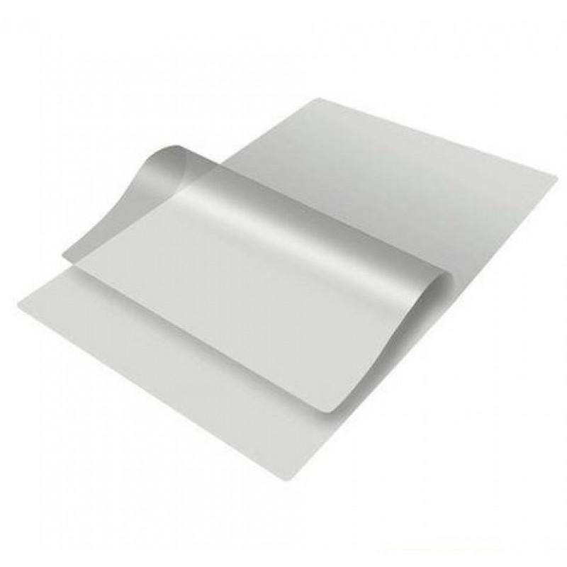 Пленка д/ламинатора А3 (303х426) самокл. 80мкм, уп/100