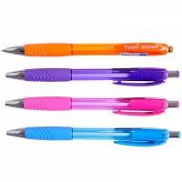 """Ручка шариковая """"Axent"""" АВ1073 """"Blossom"""" (0.7) автоматическая синяя"""