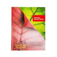 Книга  канц.  А4 200л (тв.пер.)