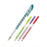 "Ручка шариковая ""Axent"" АВ1049 Breeze  (0.5) синяя"