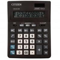 """Калькулятор """"Citizen"""" SDВ-1201ВК, 12 разрядный, 153х199, черный"""