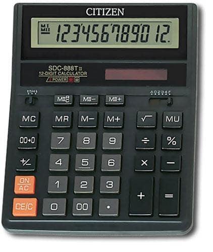 Калькуляторы, батарейки (23)